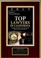 2013 | Top Lawyers In California